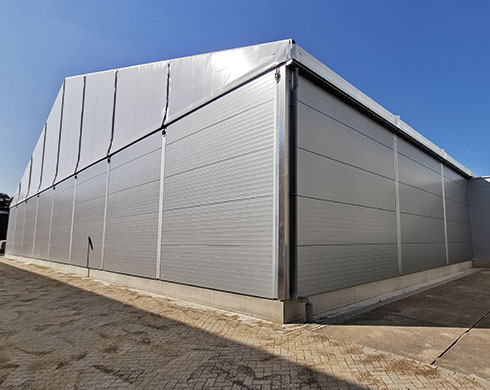 Aluhal ES300 by Kontent Structures