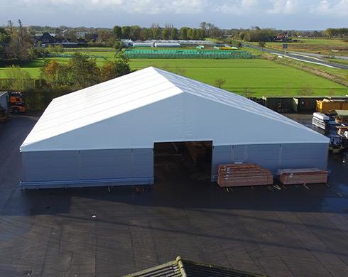 Storage tent WS 300 Kontent Structures