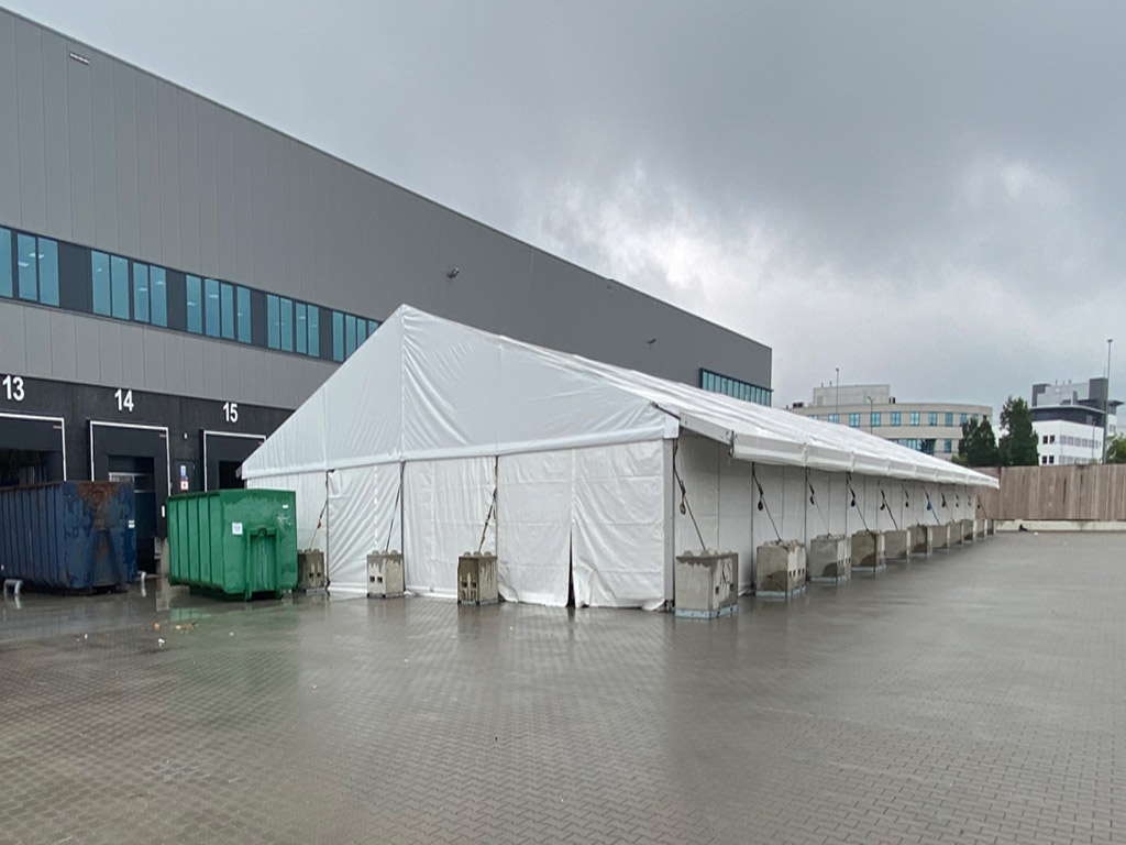 Tent Structure TGW Systems