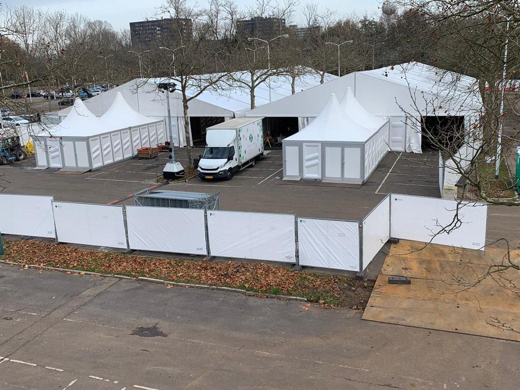 Testlocatie Eindhoven Covid19