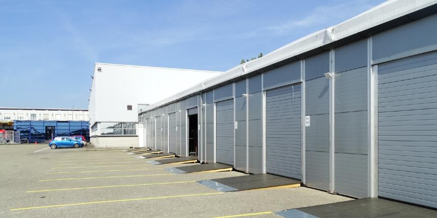 Temporary storage space