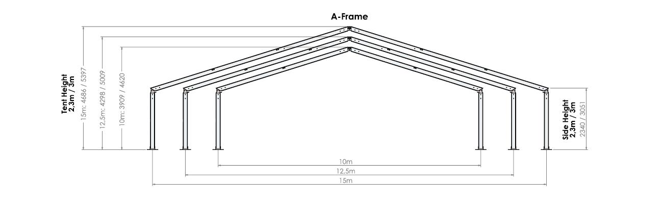 Es 170 A-frame