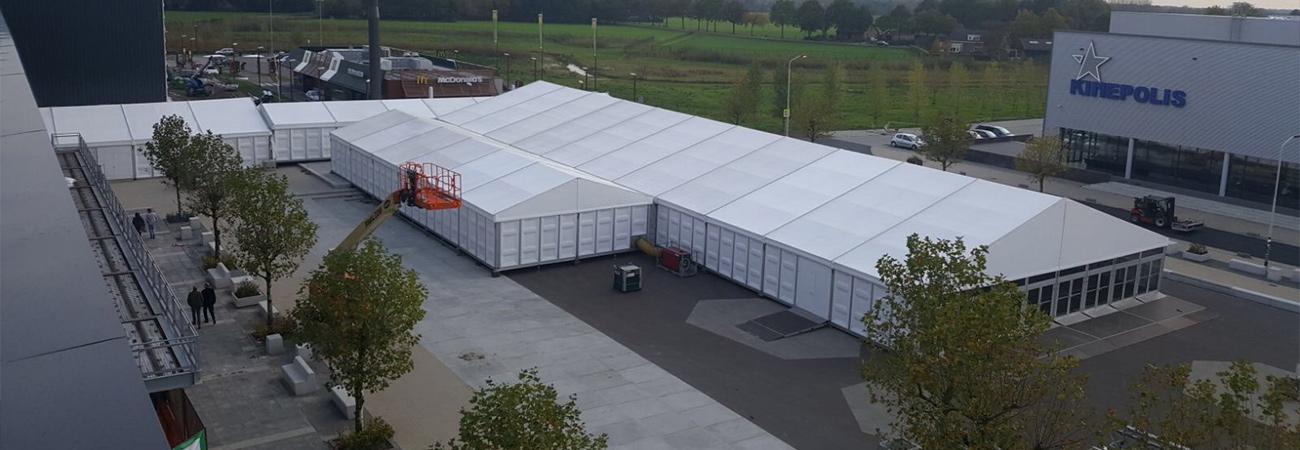 ES 225 Tent Structure