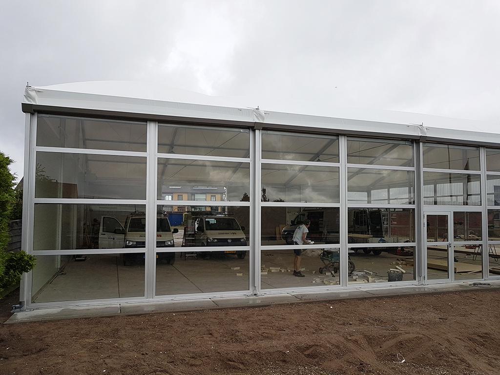 Van Essen Autobedrijf - Garage - Kontent Structures