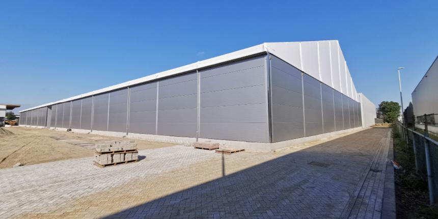 Storage tent WS 300