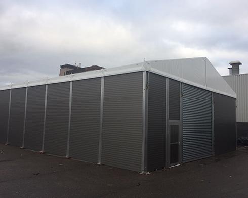 Storage tent WS 170 Kontent Structures