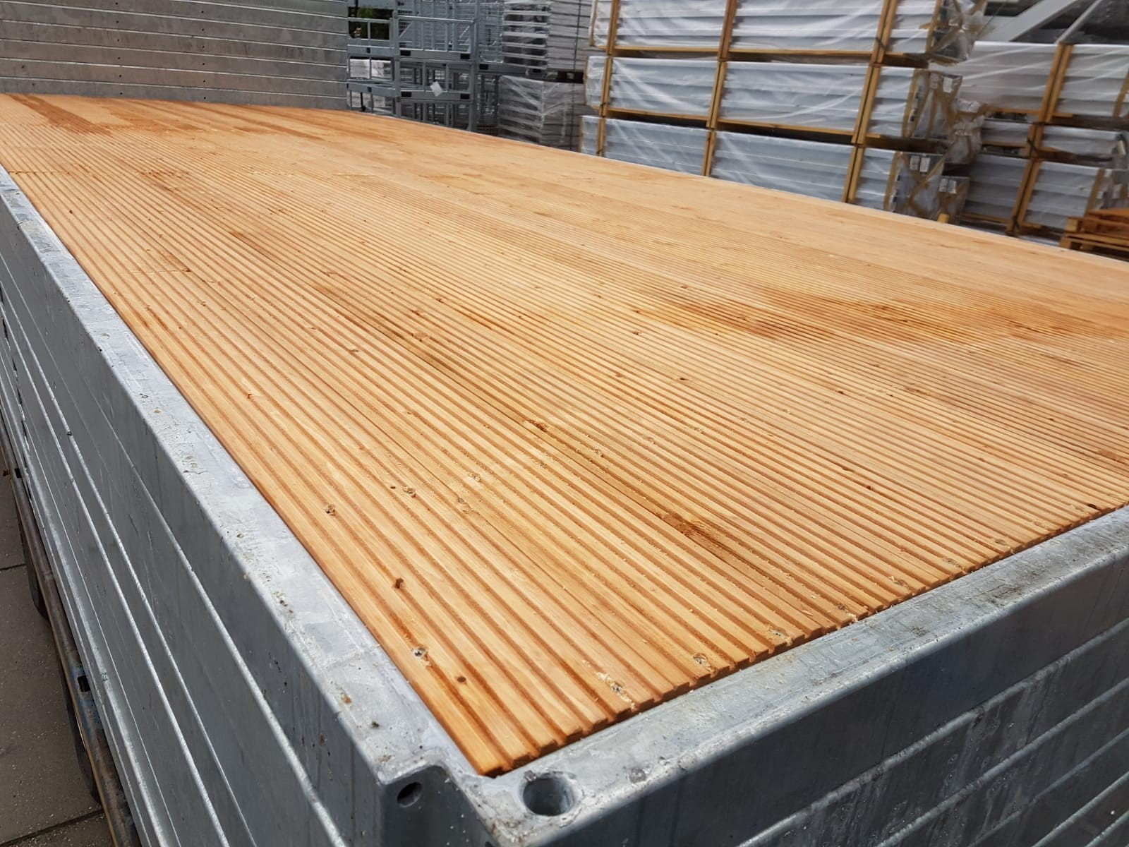 Floorings by Kontent Structures