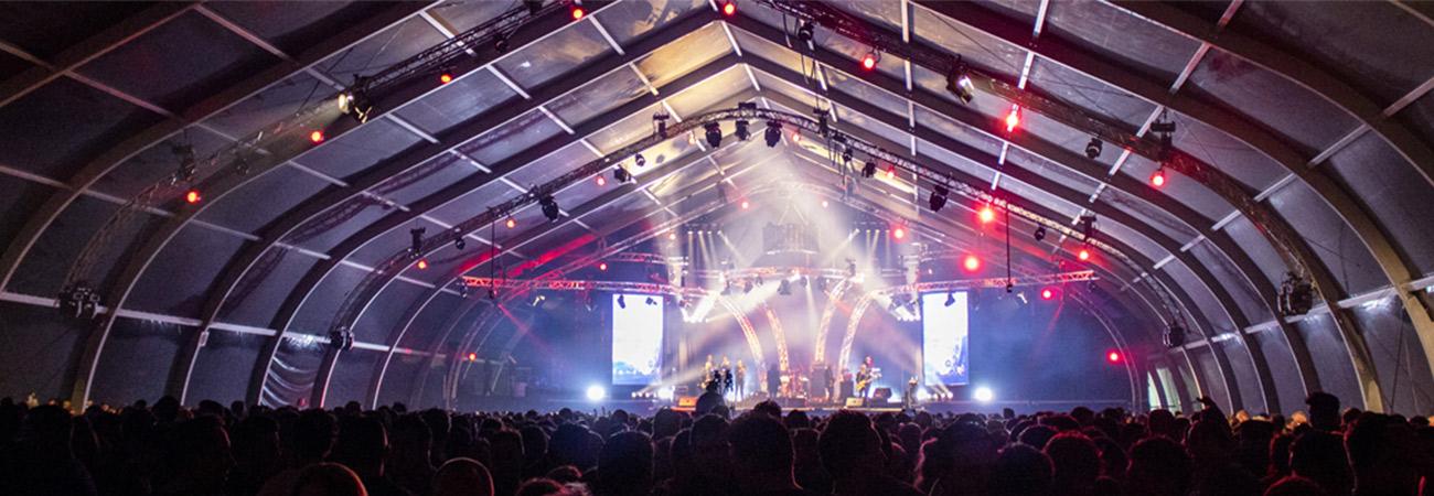 Festival structure
