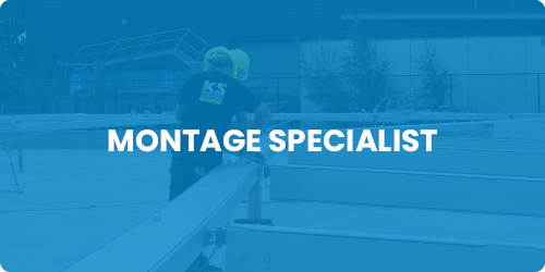 Montage specialist vacature - Werken bij Kontent Structures