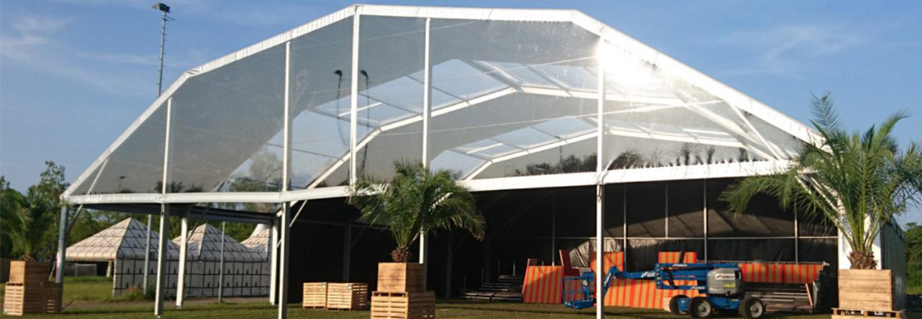 Speciale tent PS 270