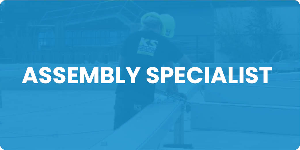 Vacancy assembly specialist