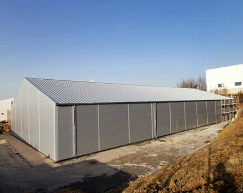 Warehouse Structure WSI 300 Kontent Structures
