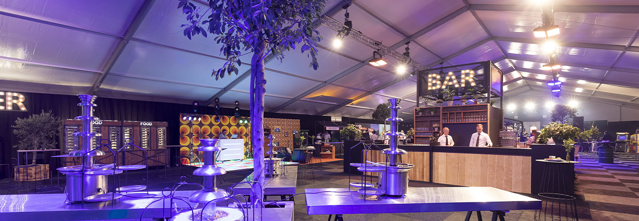 Corporate Event Solutions by Kontent Structures