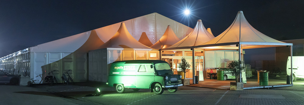 Corporate Events by Kontent Structures