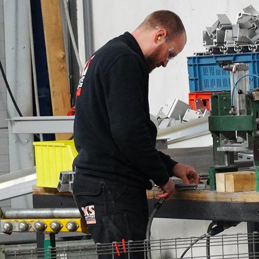 CNC Operator bij Kontent Structures